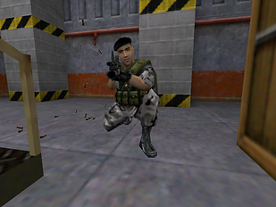 Half Life Dreamcast photo