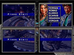 Armada Dreamcast selection race.jpg