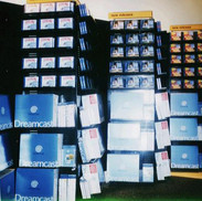 The Dreamcast in store 3