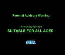 Sega Marine Fishing Advertissement beta.
