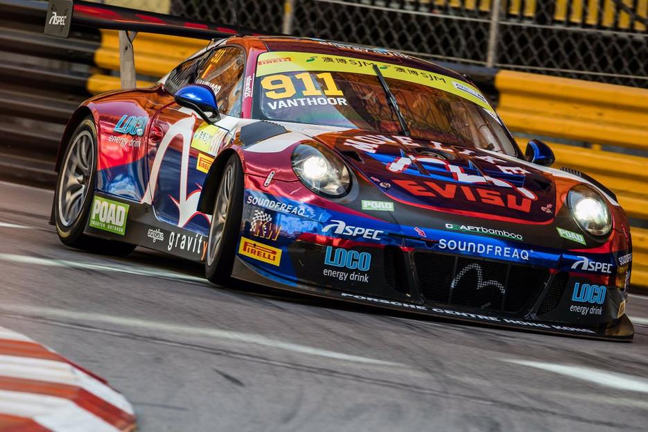Macua Porsche Cup