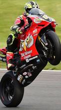 British Super Bike PBM Ducati