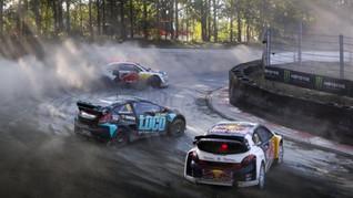 Drift World Rallycross