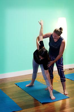 yoga  peace love wellness