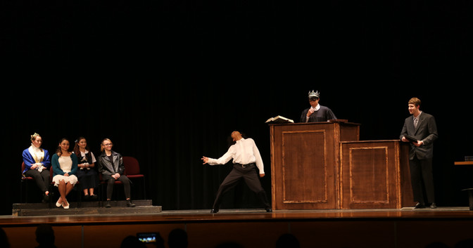 24 Hour Theatre Project