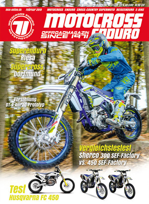 Motocross Enduro 02/2019