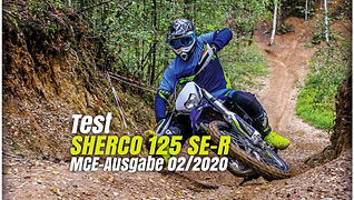 MCE-Test: Sherco 125 SE-R