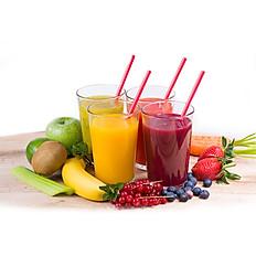 Fresh Cold Pressed Juice
