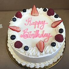 """8"""" Keto Cake"""