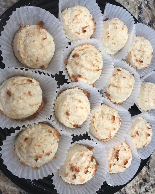 Keto Coconut Macaroon