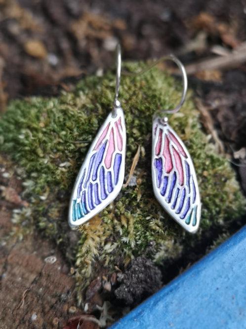 Fuchsia Fairy Wings