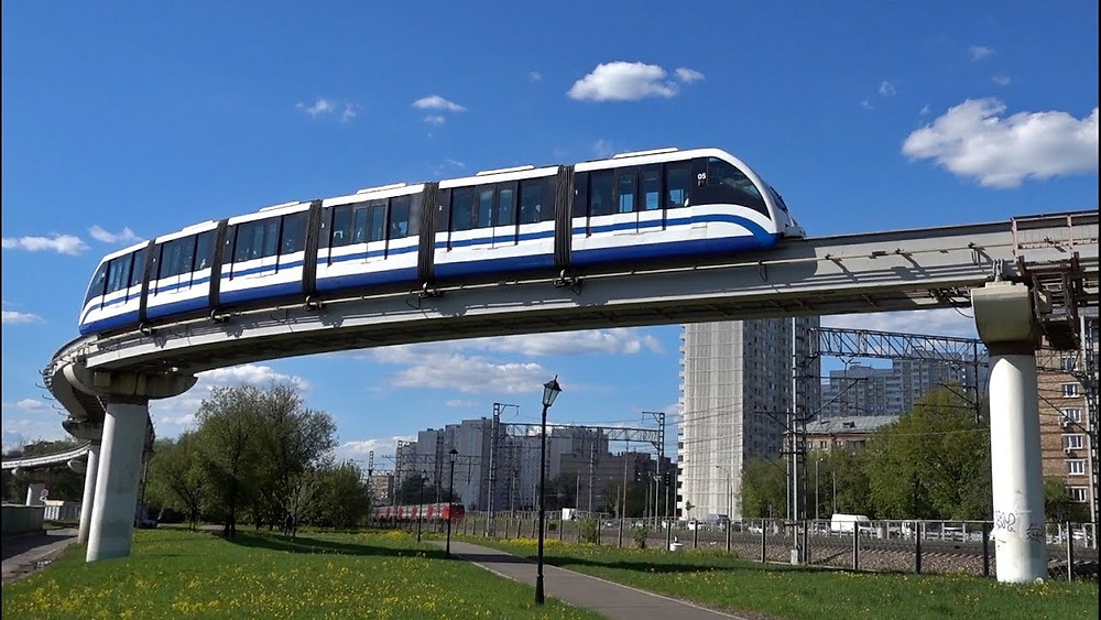 Monorail Speed