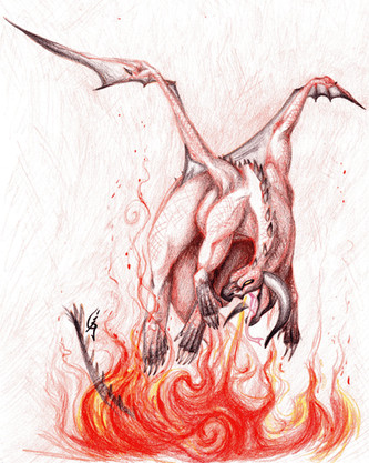 Burne it all