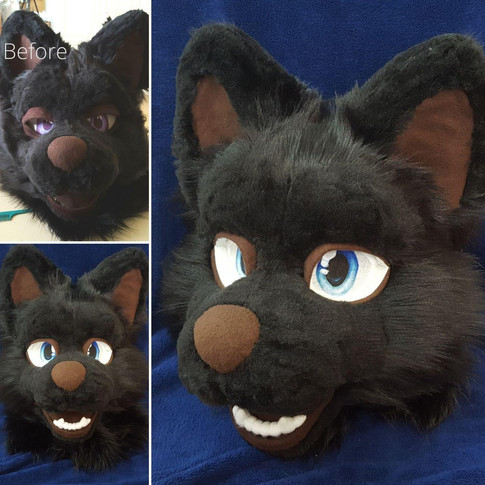 Fursuit Refurb