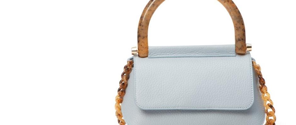 Bonnie bag blue