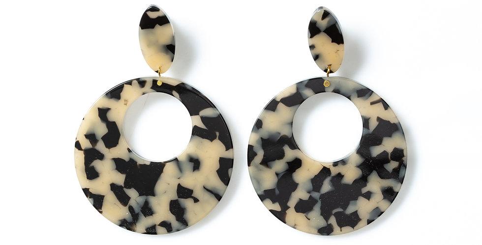 Mix leopard greige