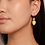 Thumbnail: Mar earrings soft yellow