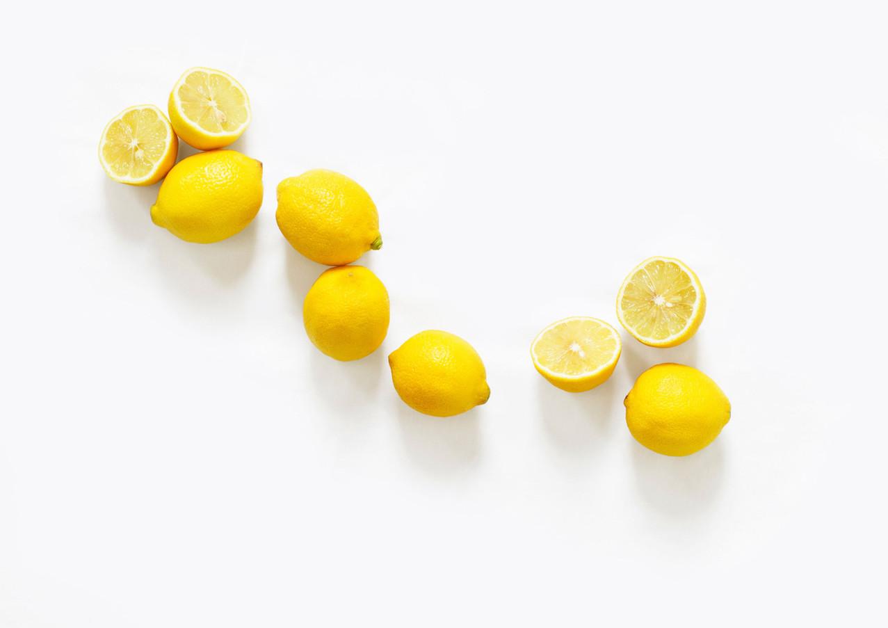 et des citrons... :)