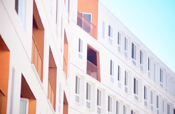 Ensemble d'appartements Cité du Soleil