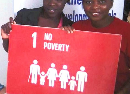 Say No To Poverty