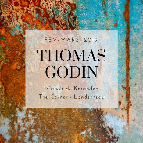 Exposition personnelle Manoir de Keranden