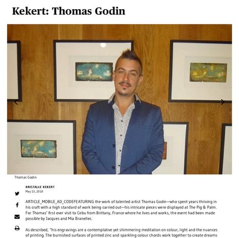 Thomas Godin - SUNSTAR ASIA