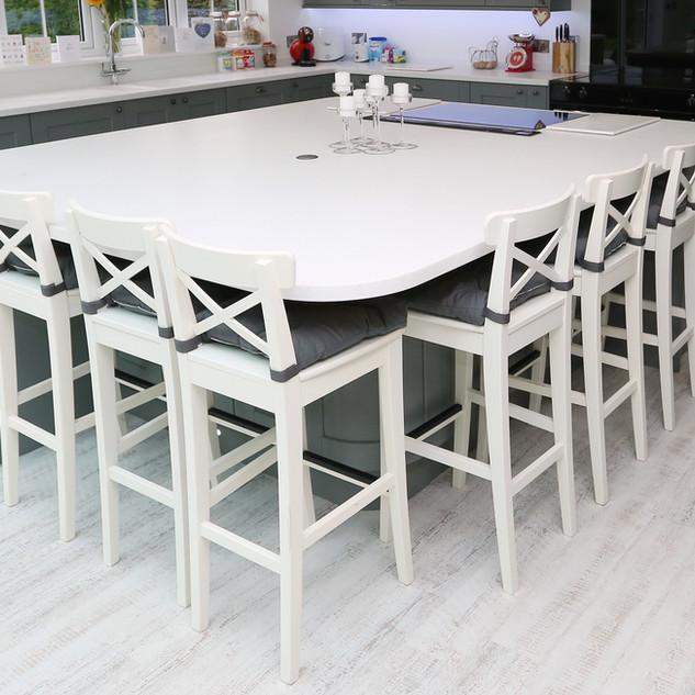 Island seating