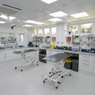 Surgery area