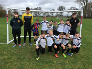 Under 10,s Team Keep up Good Results
