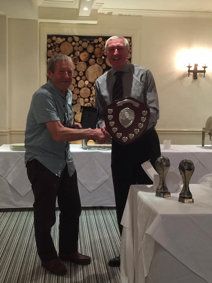 John Currill - Chaimans Award