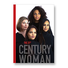 The 21st Century Woman Book Front Cover