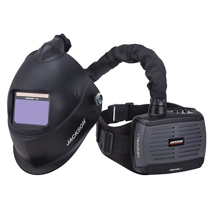 AIRMAX+ PAPR System with TRANSLIGHT 355 Welding Helmet