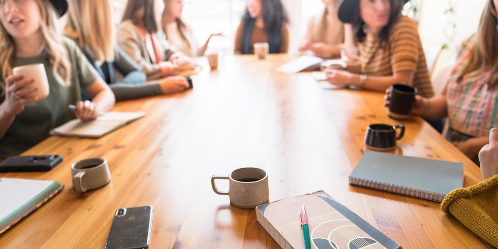 The Power of WE (Women Entrepreneurs) Online Forum