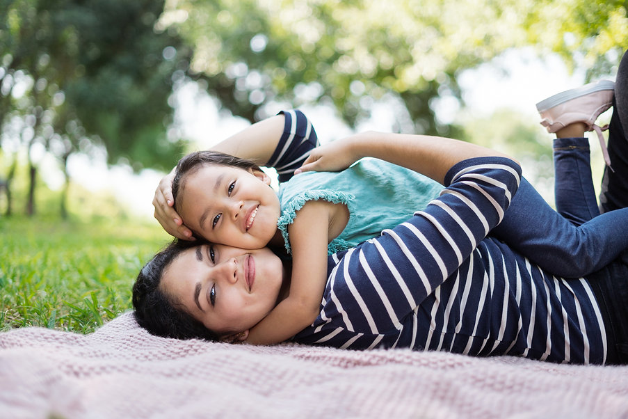 mother and daughter on blanket.jpg