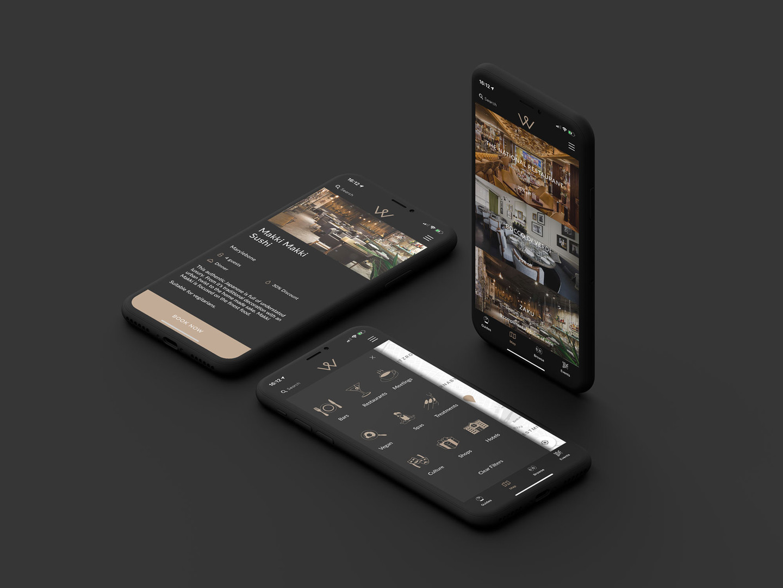 Wonder List App
