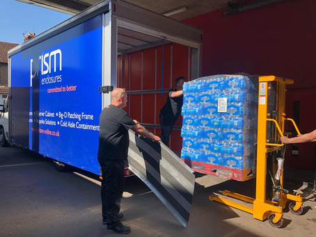 Water for Watford General Hospital