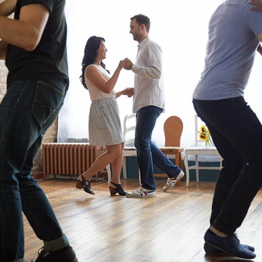 Beginners Latin Dancing Classes @ Freedom Run Winery