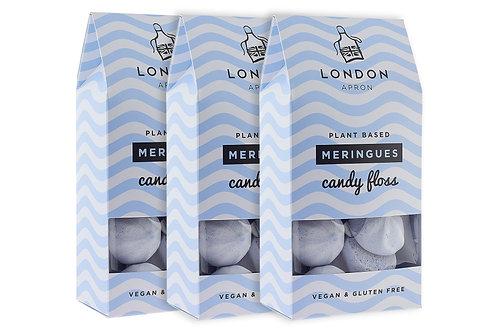 Candy Floss Vegan Meringues X 3 Boxes