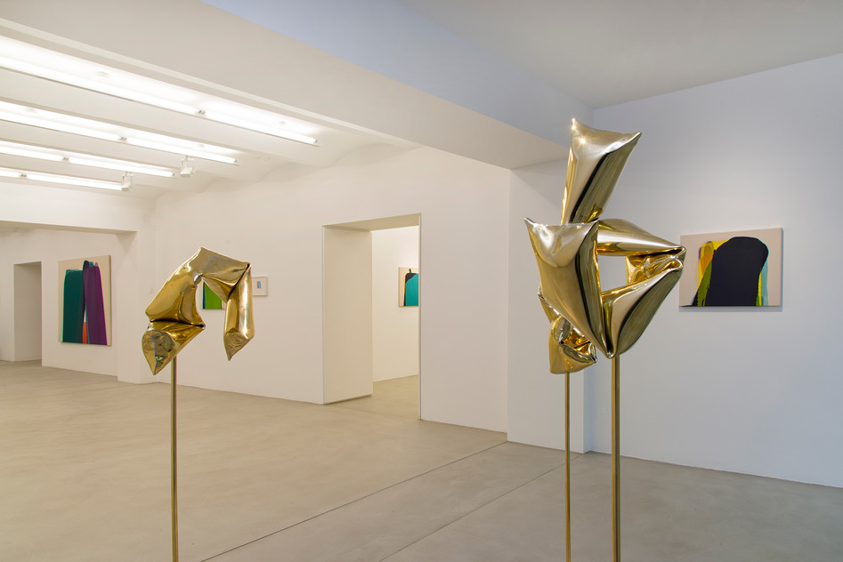 Nick Dawes, Susanne Roewer, Duoausstellung in der Galerie Kornfeld Berlin, 25. April – 22. Juni 2019