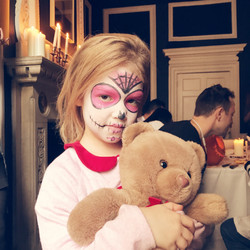 Halloween @ The House of St Barnabas
