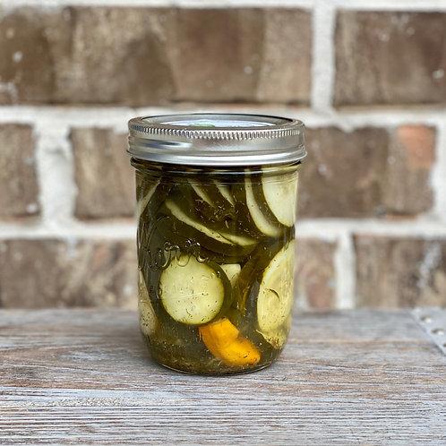 Habanero Pickles - Small