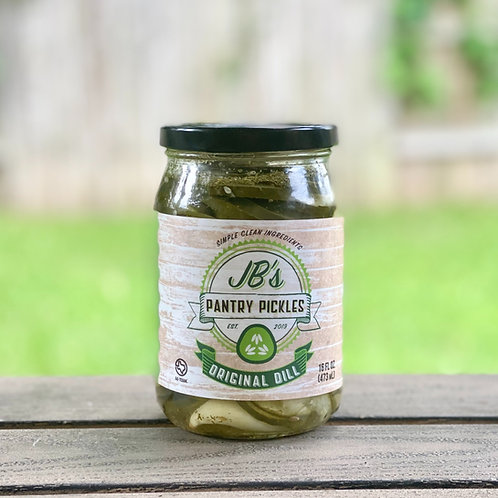 Dill Pickles - Small