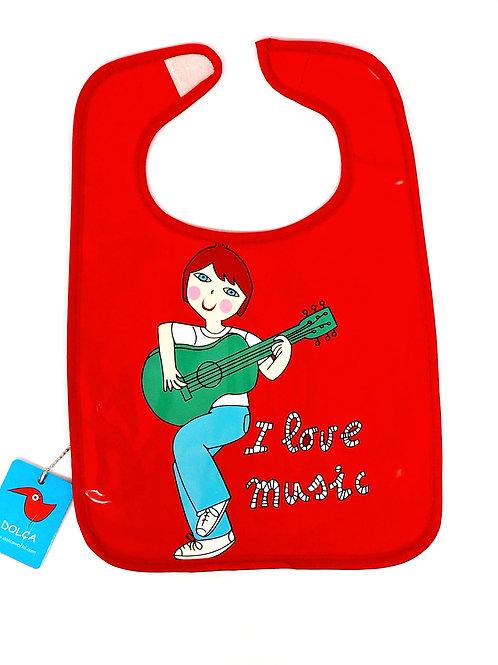 BABERO I LOVE MUSIC