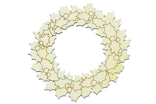 La Lluna - Coronas Decorativas Navidad 2