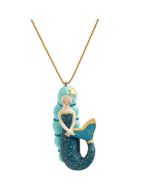 Djeco Collar Lovely Charms Sirena