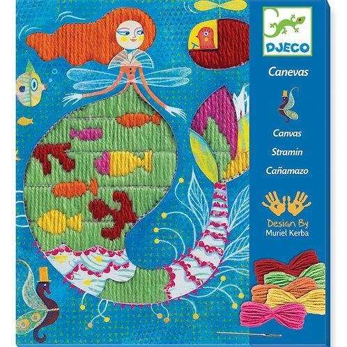 Djeco - Punto Lanzado Sirena