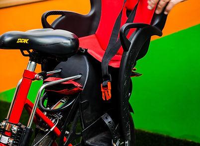 Manawa Bike Rental - asiento bebe