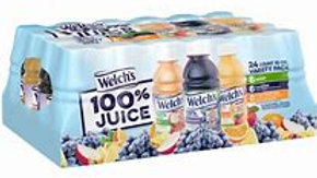 Welch's 100% Juice Pack 10 oz 15 pack