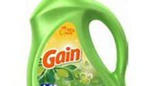 Gain Liquid Detergent 50 Oz