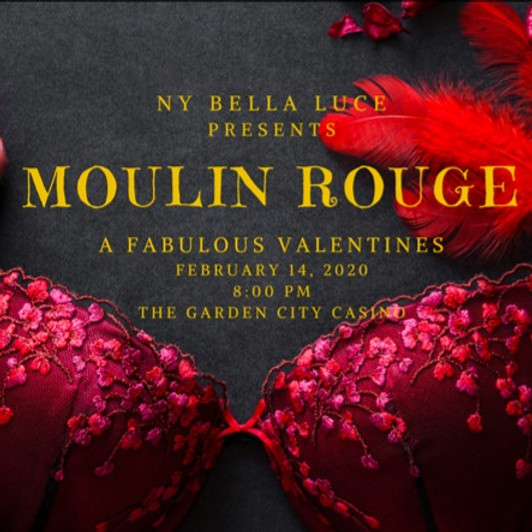 Moulin Rouge A Fabulous Valentines